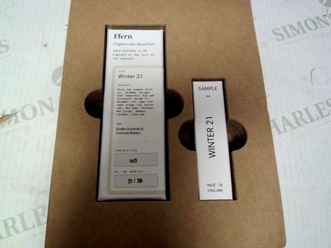 Lot 8043 FFERN EDP SET