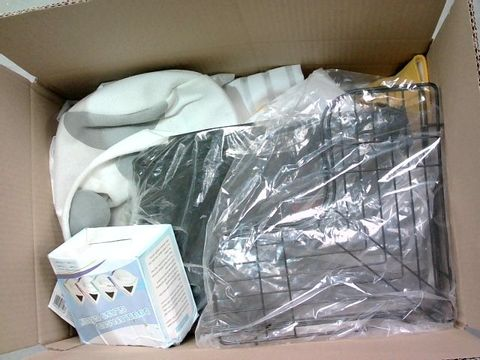 Lot 2294 BOX OF LARGE QUANTITY OF ASSORTED HOUSEHOLD ITEMS