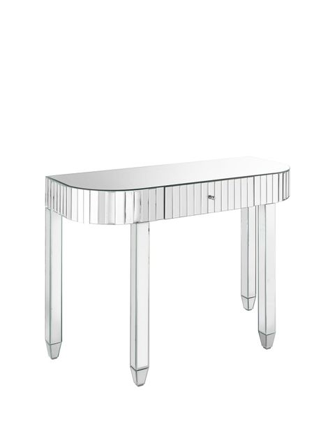 Lot 1250 BOXED PHOEBE MIRRORED DRESSING TABLE RRP £179.00