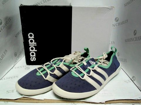 Lot 1025 ADIDAS CLIMACOOL TRAINERS - UK SIZE 7.5