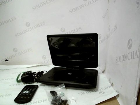 "Lot 10056 9"" PORTABLE DVD PLAYER"