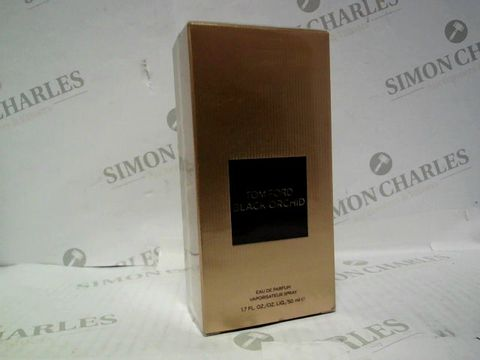 Lot 3082 BRAND NEW AND SEALED TOM FORD BLACK ORCHID EDP 50ML