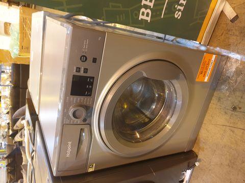Lot 7003 HOTPOINT NSWM742UGGUKN 7KG WASHING MACHINE - SILVER