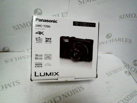 Lot 9035 PANASONIC TZ80 LUMIA CAMERA RRP £429.99