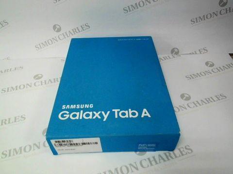"Lot 2003 BRAND NEW BOXED SAMSUNG GALAXY TAB A 10"" 16GB WIFI TABLET - BLACK"