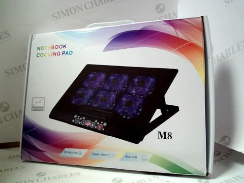 Lot 7008 M8 NOTEBOOK COOLING PAD