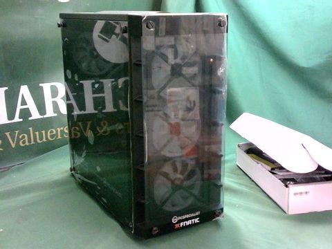 Lot 5283 PC SPECIALIST FNATIC GAMING PC RX 5700XT, RYZEN75700