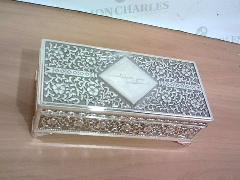 "Lot 2308 ""LOVE YOU MUM"" JEWELLERY BOX"
