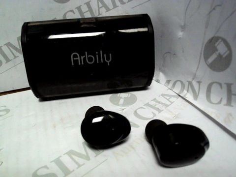 Lot 7024 ARBILY BLUETOOTH EARBUDS