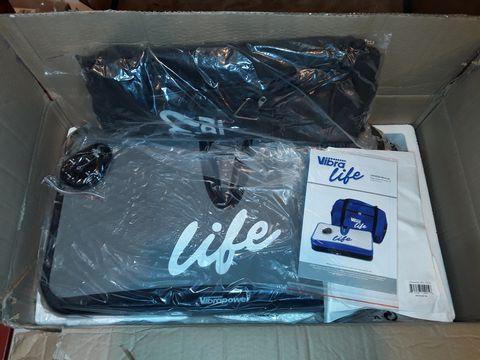 Lot 1101 BOXED VIBRA LIFE - BLACK