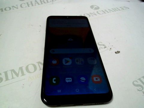 Lot 7339 SAMSUNG GALAXY A20E 32GB ANDROID SMARTPHONE