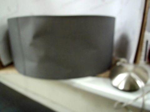 Lot 284 EGLO Fabric Pendant Silver