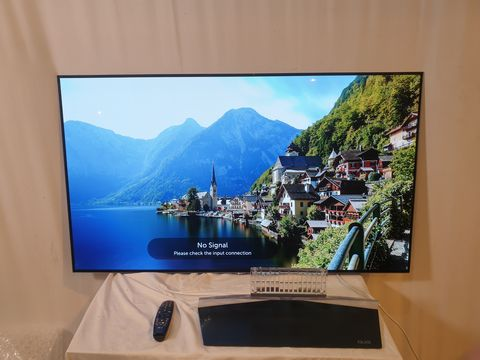 Lot 42 LG OLED55B6V-ES 55 INCH OLED 4K ULTRA HD PREMIUM SMART TV