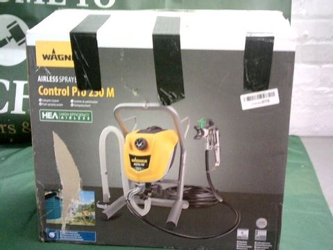 Lot 9079 WAGNER AIRLESS CONTROLPRO 250 M PAINT SPRAYER
