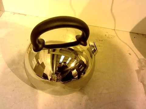 Lot 12056 ALESSI STAINLESS STEEL KETTLE