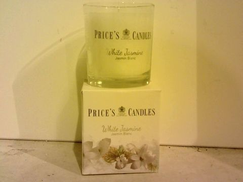 Lot 1345 PRICE'S SCENTED CANDLE