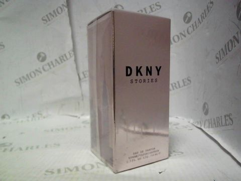 Lot 5098 BRAND NEW AND SEALED DKNY STORIES EDP 50ML