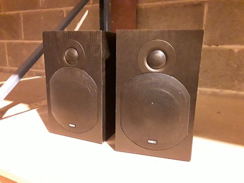 Lot 10106 TIVO BLUETOOTH STEREO SPEAKERS