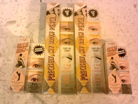Lot 16475 2 BENEFIT GIMME PRECISE BROWS SET