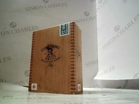 Lot 8211 COLUMBO - THE COMPLETE SERIES 35 DVD BOX ET