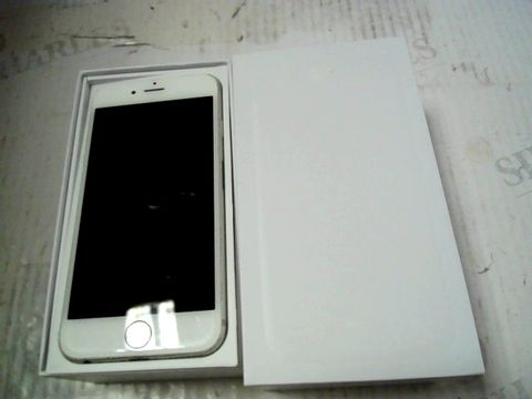 Lot 301 BOXED APPLE IPHONE 6 (A1586) SMARTPHONE - CAPACITY UNKNOWN