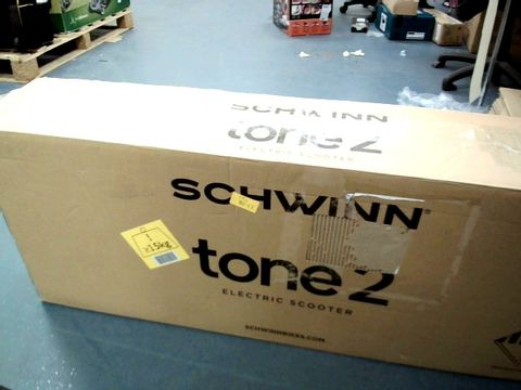 Lot 10135 SCHWINN TONE YOUTH/ADULT ELECTRIC SCOOTER, FITS RIDERS AGES 13+
