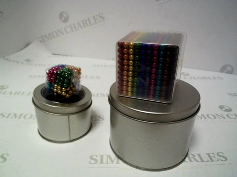 Lot 170 SET OF 2 MAGNETIC BALLS