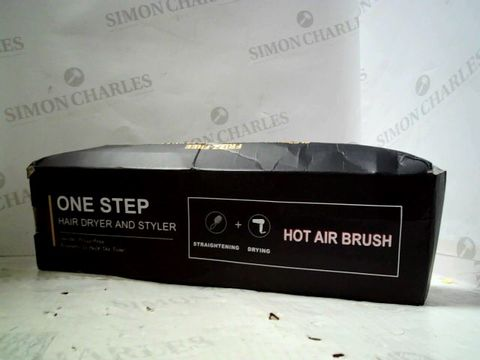 Lot 261 ONE STEP HAIR DRYER AND STYLER