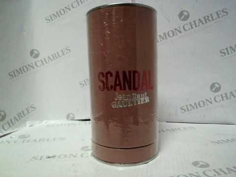 Lot 7229 BRAND NEW AND SEALED JEAN PAUL GAULTIER SCANDAL EDP 80ML