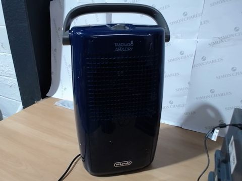 Lot 2570 DE'LONGHI DX10 DEHUMIDIFIER