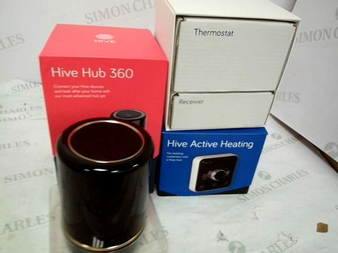 Lot 11067 HIVE HUB 360 & HIVE HUB HEATING THERMOSTAT