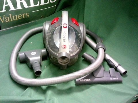 Lot 4255 HOOVER WHIRLWIND CYLINDER VACUUM CLEANER