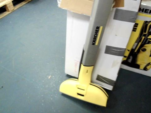 Lot 114 KARCHER FC3 CORDLESS HARD FLOOR CLEANER