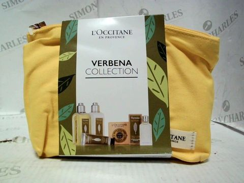 Lot 5288 L'OCCITANE VERBENA COLLECTION