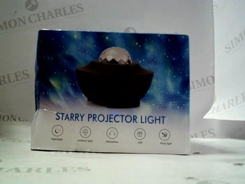 Lot 8220 boxed starry projector light