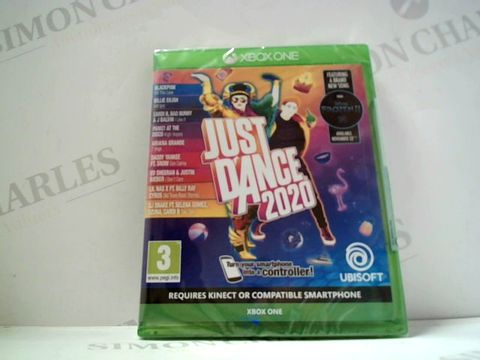 Lot 733 JUST DANCE 2020 XBOX ONE GAME RRP £51.99