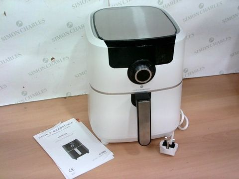 Lot 4092 COOK'S ESSENTIAL AIR FRYER - WHITE