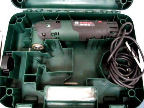Lot 11030 Bosch 603102070 PMF 220 CE Multi-Tool