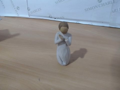 Lot 1076 WILLOW TREE LOTS OF LOVE FIGURINE RRP £30.00
