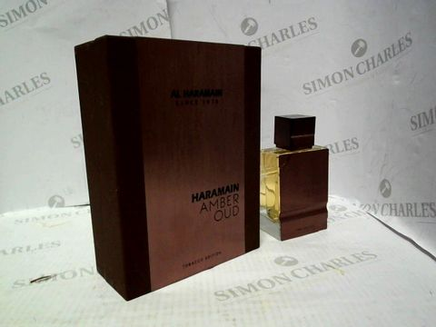 Lot 8103 AL HARAMAIN AMBER OUD TOBACCO EDITION EDT