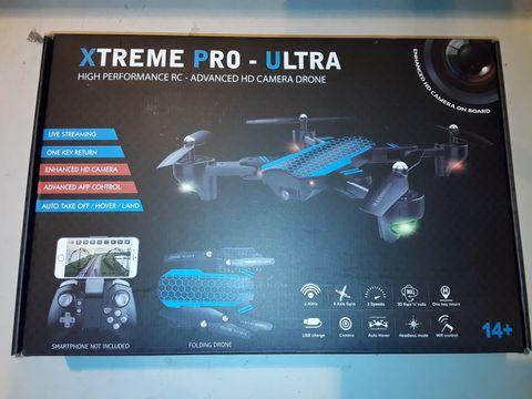 Lot 3068 XTREME PRO-ULTRA HIGH PERFORMANCE HD CAMERA DRONE