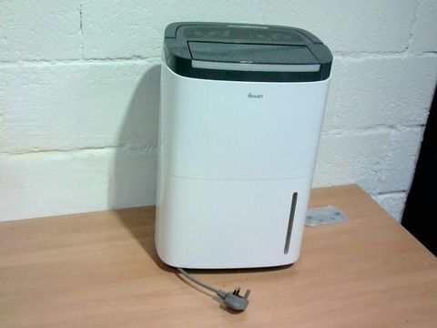 Lot 292 SWAN 20L DEHUMIDIFIER RRP £209.99