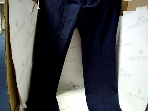 Lot 13076 DESIGNER RALPH LAUREN SUIT TROUSERS 36x32