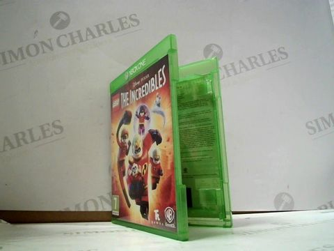 Lot 8043 LEGO: THE INCREDIBLES XBOX ONE GAME