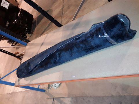 Lot 5023 DESIGNER RUG WIDTH APPROXIMATELY 160CM - DARK BLUE
