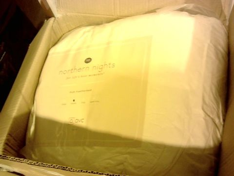 Lot 15323 PUR FEATHER BY NORTHERN NIGHTS EXTRA DEEP FEATHERBED - DOUBLE