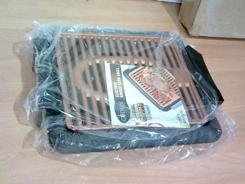 Lot 3301 GOTHAM STEEL COPPER NON-STICK ELECTRIC INDOOR GRILL