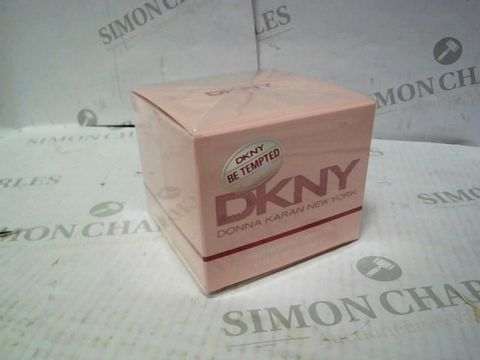 Lot 8107 BRAND NEW AND SEALED DKNY BE TEMPTED EDP 50ML