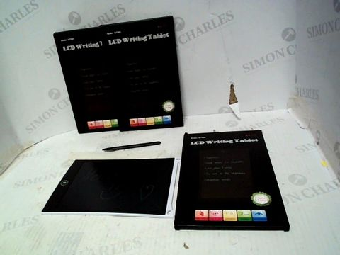 Lot 192 3 X LCD WRITING TABLETS