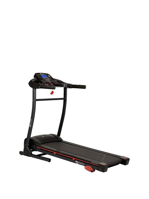 Lot 10034 BOXED T2000D MOTORISED TREADMILL